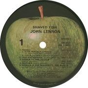 LP - John Lennon / The Plastic Ono Band - Shaved Fish