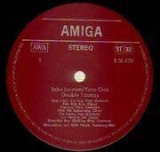 LP - John Lennon & Yoko Ono - Double Fantasy