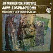LP - John Lewis - Jazz Abstractions