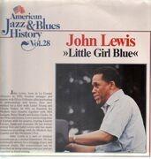 LP - John Lewis - Little Girl Blue / I Grandi Del Jazz