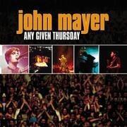 Double CD - John Mayer - Any Given Thursday