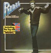 LP - John Miles - Rebel