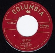 7inch Vinyl Single - Johnnie Ray - All Of Me