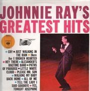 LP - Johnnie Ray - Johnnie Ray s Greatest Hits