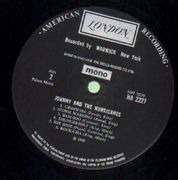 LP - Johnny And The Hurricanes - Johnny And The Hurricanes Featuring Red River Rock