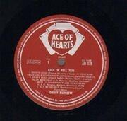 LP - Johnny Burnette - Rock 'N Roll Trio - Variation Of Backcover