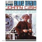 LP - Johnny Cash - All Aboard The Blue Train - 150GR.