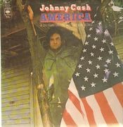 LP - Johnny Cash - America - A 200-Year Salute In Story And Song