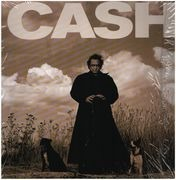 LP - Johnny Cash - American Recordings - + INSERT!