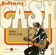 LP - Johnny Cash And Jeannie C. Riley - Big River