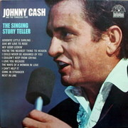 LP - Johnny Cash And The Tennessee Two - The Singing Story Teller