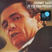 Double LP & MP3 - Johnny Cash - At Folsom Prison - 180g