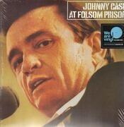 Double LP - Johnny Cash - At Folsom Prison