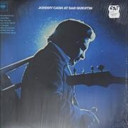 LP - Johnny Cash - At San Quentin - 180g