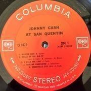 LP - Johnny Cash - At San Quentin - original