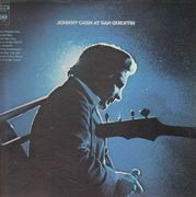 LP - Johnny Cash - At San Quentin - original