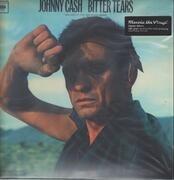 LP - Johnny Cash - Bitter Tears - 180g