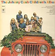 LP - Johnny Cash - Children's Album