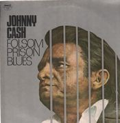 LP - Johnny Cash - Folsom Prison Blues - US-Original