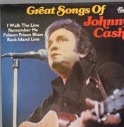 LP - Johnny Cash - Great Songs Of Johnny Cash