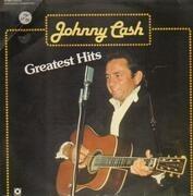 LP - Johnny Cash - Greatest Hits