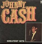 LP - Johnny Cash - Johnny Cash's Greatest Hits - Polskie