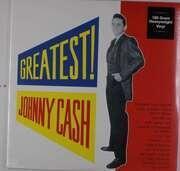 LP - Johnny Cash - Greatest - HQ-Vinyl
