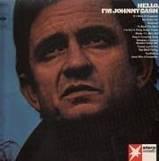 LP - Johnny Cash - Hello, I'm Johnny Cash