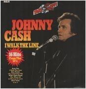 LP - Johnny Cash - I Walk The Line - Take Off