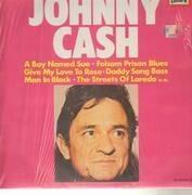 LP - Johnny Cash - Johnny Cash - Europa