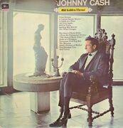 LP - Johnny Cash - Old Golden Throat