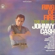 LP - Johnny Cash - Ring Of Fire - The Best Of Johnny Cash