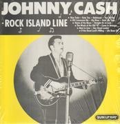 LP - Johnny Cash - Rock Island Line - 180 GRAM DELUXE VINYL, REMASTERED FROM ORIGINAL T