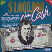 LP - Johnny Cash - One Million Dollars Cash