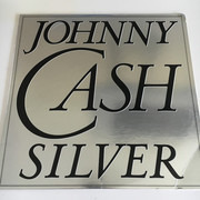 LP - Johnny Cash - Silver