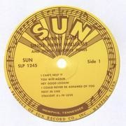 LP - Johnny Cash - Sings Hank Williams