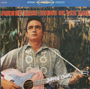 LP - Johnny Cash - Songs Of Our Soil