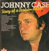 LP - Johnny Cash - Story Of A Broken Heart