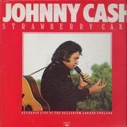 LP - Johnny Cash - Strawberry Cake