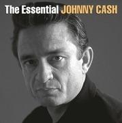 Double LP - Johnny Cash - The Essential Johnny Cash
