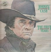 LP - Johnny Cash - The First Years