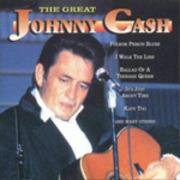 LP - Johnny Cash - The Great Johnny Cash