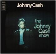 LP - Johnny Cash - The Johnny Cash Show - German Original 1 Eye