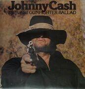 LP - Johnny Cash - The Last Gunfighter Ballad