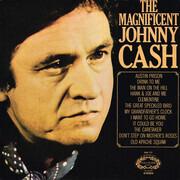 LP - Johnny Cash - The Magnificent Johnny Cash