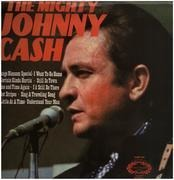 LP - Johnny Cash - The Mighty Johnny Cash