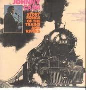 LP - Johnny Cash & The Tennessee Two - Story Songs Of The Trains And Rivers - Audiophile pressing 180g