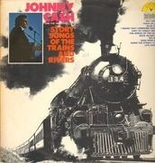 LP - Johnny Cash & The Tennessee Two - Story Songs Of The Trains And Rivers