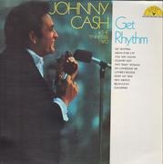 LP - Johnny Cash & The Tennessee Two - Get Rhythm