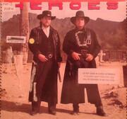 LP - Johnny Cash & Waylon Jennings - Heroes